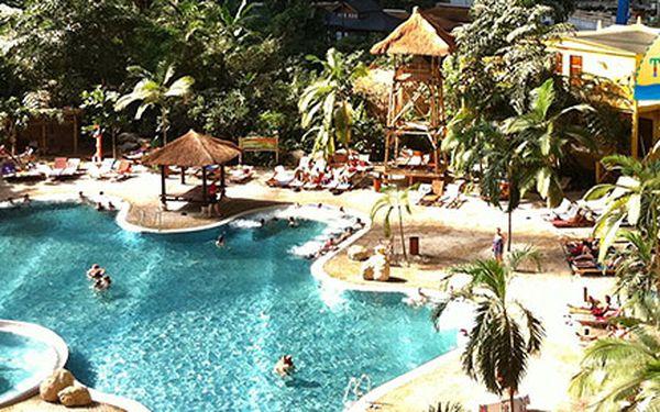 Výlet do Tropical Islands včetně vstupenky