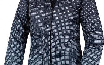 Alpine Pro Zateplená dámská zimní bunda Emma vhodná na lyže i na podzimní radovánky