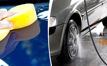 Profesionální čištění auta nebo renovace laku