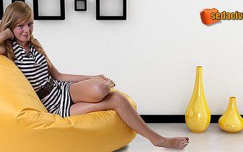 Pohodlný sedací vak Vipera