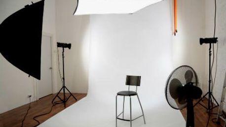 1 hodina focení až 40 fotek! Fotografovat vás bude Petr Kiška! Získejte profesionální fotografie!