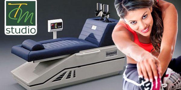 Atraktivní cvičení pro všechny věkové skupiny, včetně klientů se zdravotními obtížemi a nadváhou aneb cvičení na 7 rekondičních stolech za 59 Kč s príma HyperSlevou 51 %.