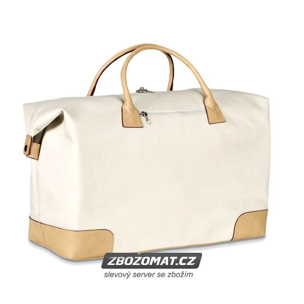 Elegantní cestovní taška s popruhem přes rameno za 419 Kč! Vybírejte z dvou barev!
