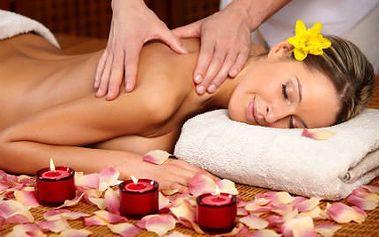 Masáž, koupel a zábal! 45minutová vysoce relaxační péče, která vás nabije energií!