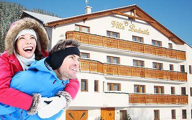 Zoznámte sa s krásnym okolím Oščadnice! Príjemné ubytovanie v rodinnom penzióne, množstvo možností turistiky, oddychu, lyžovačky, výletov a zábavy so zľavou až 70%! + ďalšie bonusy!