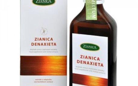 Zianica Denaxieta 200 ml je přírodní extrakt z rakytníku řešetlákového, bramboru a cibule ve formě sirupu