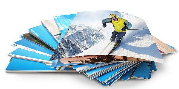 175 Kč za vyvolání 50 ks barevných fotografií o rozměru 10x15 cm, lesklý nebo matný povrch. Osobní odběr v Olomouci.