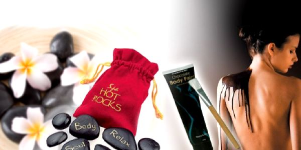 Masážní lávové kameny za skvělou cenu 99 Kč a nebo čokoláda na tělo za pouhých 149 Kč! Uvolněte své tělo a relaxujte nebo překvapte svou drahou polovičku masáži s báječnou slevou 55-60% a zpestřete si romantické chvíle!