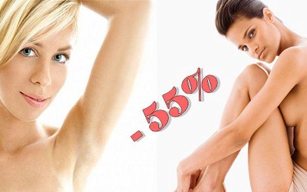 Telo hladké ako zamat a už navždy bez chĺpkov so zľavou 55%. Len 4,50€ za kupón na účinné fotodepilačné IPL ošetrenie vybranej časti tela.