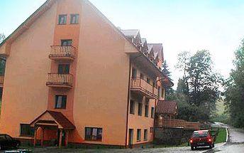 4500 Kč za pronájem apartmánu na 7 dnů (6 nocí) od pondělí do neděle až pro 6 osob!