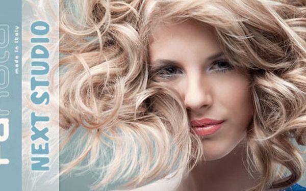 Láká vás změna účesu? Moderní dámský střih za 155 Kč s HyperSlevou 54 % včetně BONUSU: sleva 10 % na další služby - melír,barvení, žehlení pro všechny délky vlasů.