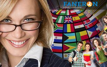 Lákavá ponuka jazykových kurzov v Bratislave - angličtina, nemčina, francúzština, španielčina či ruština.