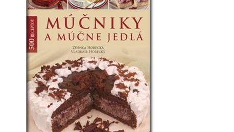 Kniha plná sladkých a slaných dobrôt len za 10,46 € s poštovným