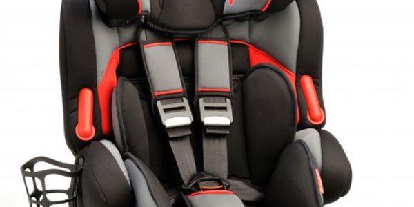 Komfortní a bezpečná dětská autosedačka Fisher Price BeLine