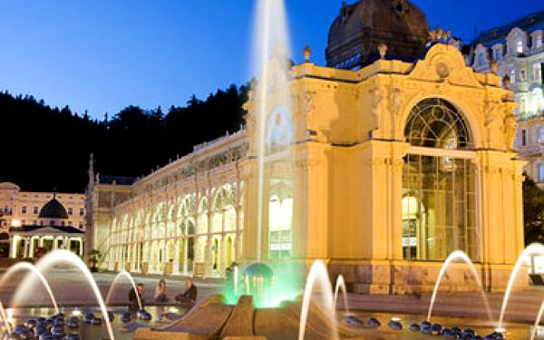 Mariánské Lázně na 3 dny pro DVA ve 4* hotelu Goethe včetně polopenze a 3 procedur pro každého.Vše za 3.499 Kč