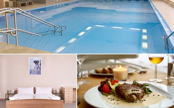 Wellness pobyt v Hotelu Orlík na 3 dny pro 2 osoby s polopenzí za 2990 Kč. Ubytování na 2 noci pro 2 osoby včetně bohatých snídaní, večeří formou 2chodového menu, krytý bazén, sauna, whirlpool, fitness. Vhodné také jako vánoční dárek!