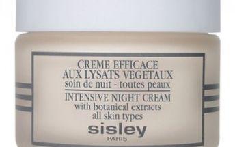 Sisley Intenzivní noční krém s rostlinnými výtažky (Intensive Night Cream) 50 ml + Dárek dle vašeho výběru ZDARMA