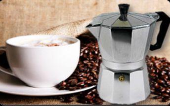 Domáci kávovar na espresso