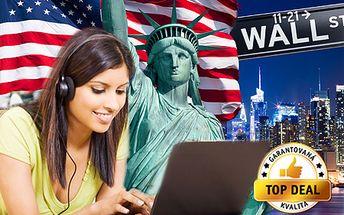 Online kurzy angličtiny už od 9 € od celosvetovo uznávanej školy ABA English! Native speakeri z USA a Veľkej Británie, možnosť študovať kedykoľvek a kdekoľvek!
