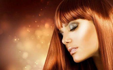 Doprajte svojim vlasom výnimočný luxus, v podobe keratínovej kúry s obsahom 24 karátového zlata len za 18 €! Vonkajšia štruktúra vlasu sa vďaka výžive a hydratácii zacelí a vlas zostáva chránený, lesklý a so zdravým vzhľadom.