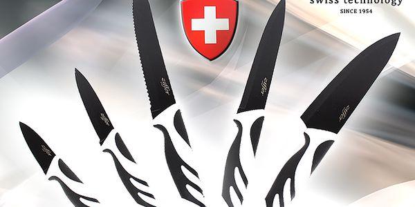Sada 5-ti keramických nožů