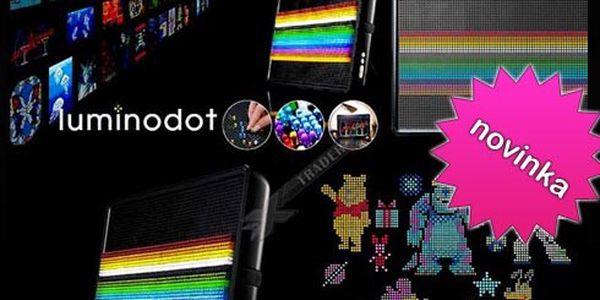 Luminodot - elektronická stavebnice s LED světélky!! NOVINKA!!