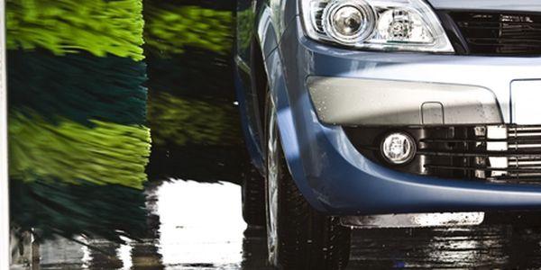 Kompletné umytie auta na umyvárke pri čerpacej stanici SHELL na Vajnorskej. Kúpte 5 kupónov a jedno umytie máte zdarma.