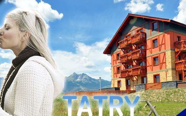 Tatragolf Mountain Resorts**** - Dovolená v Tatrách - Ubytování v luxusních apartmánech ve Veľké Lomnici - zalyžujte si a užijte si krásnou přírodu Tater - ubytování ve více variantách !