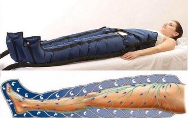 Přístrojová lymfondrenáž za skvělých 75,-Kč! Působí proti celulitidě, detoxikuje a regeneruje organizmus, pomáhá při nadváze a obezitě, zlepšuje elasticitu pokožky.