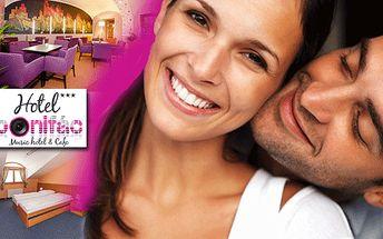 3 dňový pobyt v historickom centre L. Mikuláša..., poznajte krásy historického centra mesta Liptovský Mikuláš a oddychujte vo dvojici v novom Music Hoteli Bonifác ***. 3-dňový pobyt pre 2 osoby/2 noci so vstupom do Thermalparku Bešeňová len za 59 €!