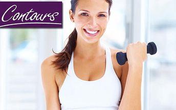 Permanentka na jeden mesiac do Contours Fitness len za 28 € po 60% zľave. Presvedčte sa o tom, čo sa dá dosiahnuť za 30 minút vo fitness.