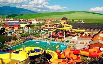 Zájezd do aquaparku 30.11.2012! Největší slovenský aquapark Tatralandie a Tropical Paradise za super cenu!