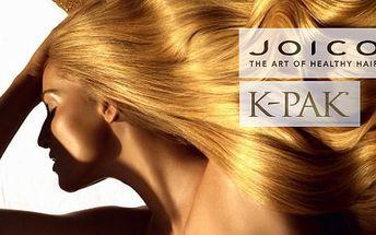 Oživte vaše vlasy exkluzívnou terapiou JOICO!, Vaše vlasy získajú opäť oslnivý lesk, pevnosť, kvalitu a s dobrú elasticitu, sú objemnejšie a ľahšie sa upravujú.