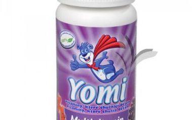 Pharma Activ Yomi Multivitamin 60 pektinových bonbonů