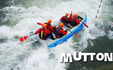 Rafting v Liptovskom Mikuláši, Zažite adrenalín na vlastnej koži! Areál vodných športov v Liptovskom Mikuláši Vám ponúka jazdu na rafte na umelovodnom kanáli