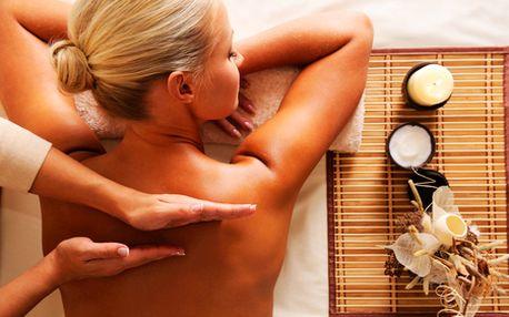 Celotelová ayurvédska masáž v trvaní až 70 minút + pravý ayurvédsky himalájský čaj v salóne MOSAKO! Zregenerujte svoje telo a myseľ - vhodné aj ako exkluzívny darček!