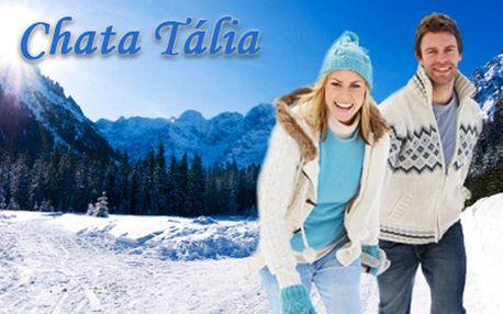 Strávte 4 dni s rodinkou alebo partiou v Nízkych Tatrách v Chatách Tália + vstupy do Gino paradise Bešeňová! Pobyt v útulne zariadených chatách a apartmánoch v blízkosti lyžiarskych s