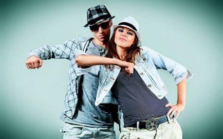 3 taneční lekce dle vašeho výběru! Naučte se tančit Zumbu, Densa Jazz, Hip Hop či Ladies!