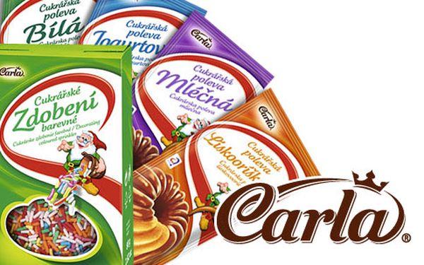 Balíček ingrediencí pro zdobení cukroví
