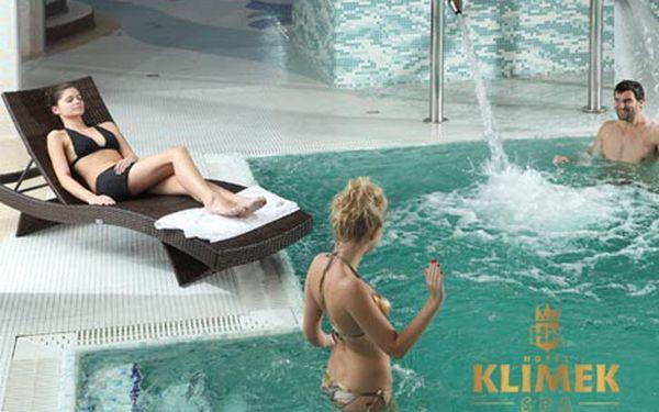 Špičkový wellness, polpenzia, ubytovanie v štvorhviezdičkovom hoteli Klimek v jednom z najkrajších regiónov Poľska.