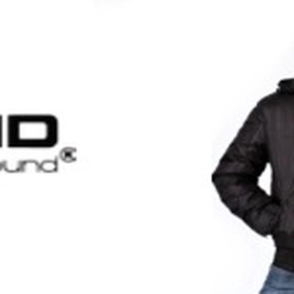 Pánská bunda 101126 černá zn. E-Bound