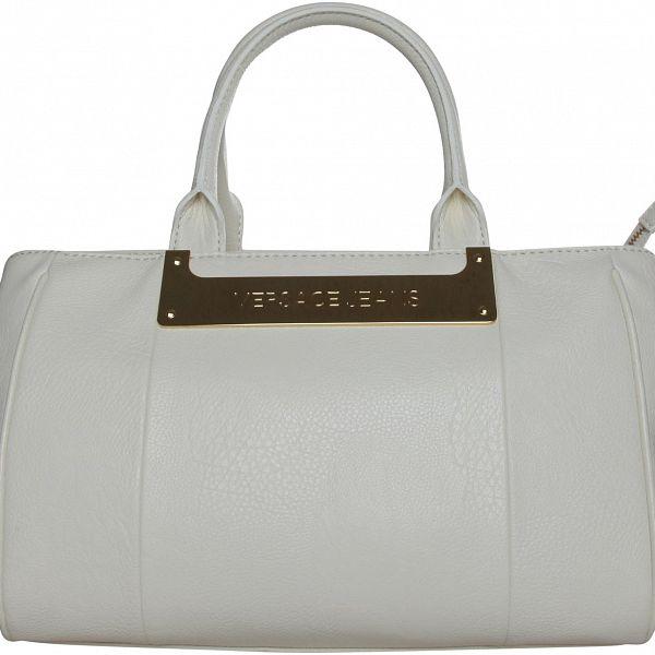 Dámská bílá kabelka Versace