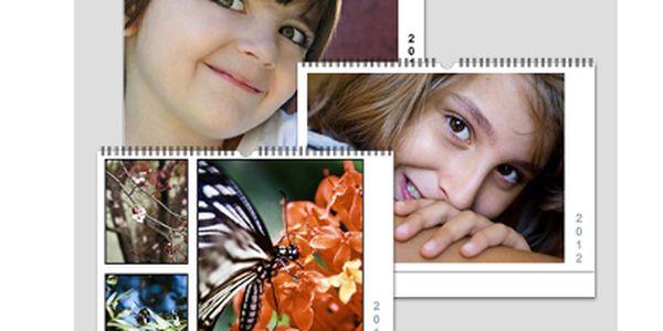Fotokalendář pro rok 2013 za 199 Kč z vlastních fotografií! Cena včetně poštovného!