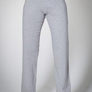 Pánské šedé kalhoty A-Style