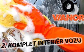 Jen 599 Kč za RUČNÍ MYTÍ a vyčištění Vašeho vozu (program č.2 Komplet interiér vozu) se slevou 50% v Auto-Pneu-Sklo Vianor v Plzni. Svěřte svého plechového miláčka do nejlepších rukou, kde o něj bude postaráno s maximální péčí! Doba mytí přibližně 2 hodiny.