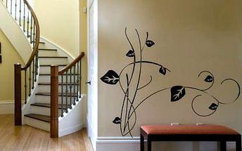 Stylové samolepky na zeď! Zútulněte si domov originálními samolepkami. Vybírejte z řady motivů!