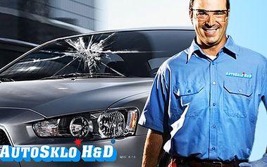 Oprava alebo výmena čelného autoskla pri Poluse. Dajte si svoje auto pred zimou do poriadku.