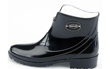 Dámské boty Scholl, černé