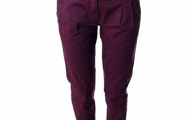 Dámské purpurové kalhoty Ribelli