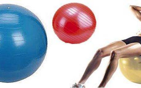 149 Kč za gymnastický míč o velikosti 65 cm se zesíleným povrchem!